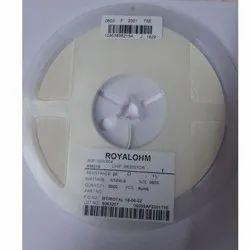 0603SAF2001T5E Royal Ohm Chip Resistor