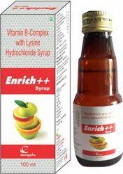 Vitamin B-Complex With Lysine Hydrochloride Syrup