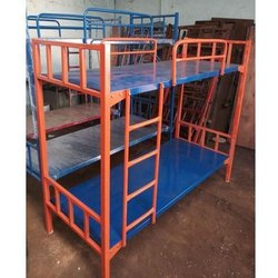 Paint Coated Bunk Bed