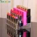 Acrylic Lipstick Organizer & Beauty Care Holder