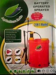 Sprayer for Sodium Hypo Chlorite