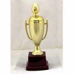 Gold L Trophy