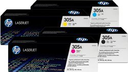 HP 305A (CE 410 )Black Original Laser Jet Toner Cartridge