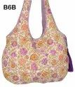 10 Cotton Hand Printed Shoulder Bags