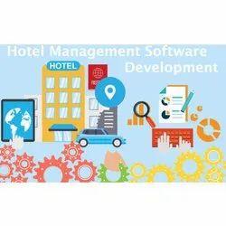 Online Hotel Management Software Development Service, in Pan India