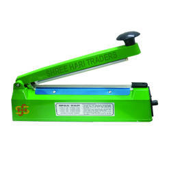 PFS200 Hand Sealer 8 inch, Capacity: 2000-2500 Pouch/Day