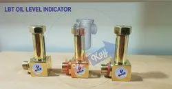 LBT Oil Level Indicator (Brass)
