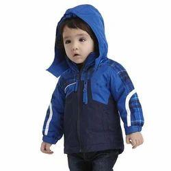 Kids Boys Full Sleeves Jacket, Size: S-XXXL