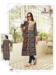 Women Floral Printed Suit