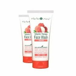 Herbs And More Herbal Face Wash, Packaging Type: Tube, Packaging Size: 100g