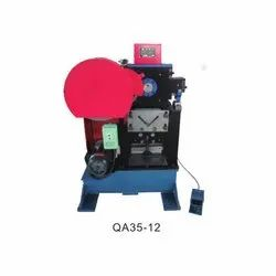 QA35-12 Metal Punching and Shearing Machine