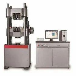 5 Hp Mild Steel (body Material) Hydraulic Universal Testing Machine