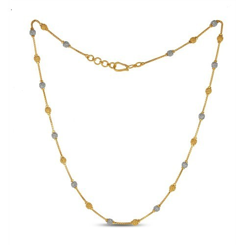 tone jewelry men necklace gold for two item chains thick color plated glod starlord chunky platinum hiphop fashion