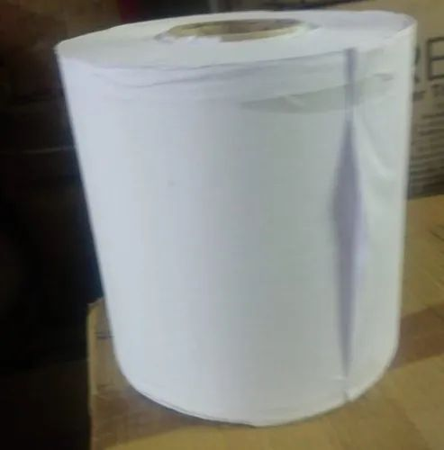 White Toilet Roll, Packaging Size: 6 Pieace, for Personal