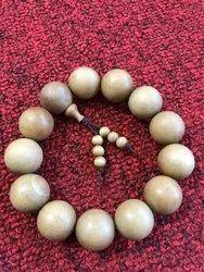 Brown 20mm Sandalwood Beads