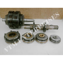 Electromagnetic Clutch Unit