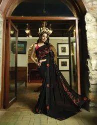 Pr Fashion Launched Party Wear Designer Saree