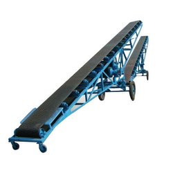 Taper Rubber Belt Conveyor