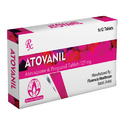 Atovaquone & Proguanil Tablets 125mg