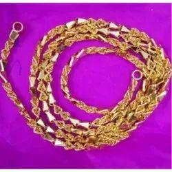 Srikant Casting Mens Gold Chain