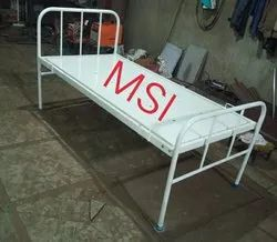 Mild Steel Plain Hospital Bed