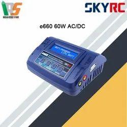 Electric SKYRC Charger, Model No.: E660