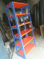 Slotted Angle Storage Rack, Storage Capacity: Up to 50 Kg