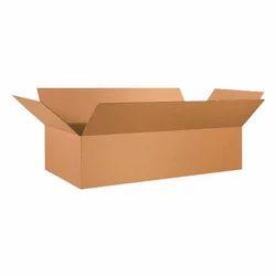 5 Ply Plain Corrugated Shoes Box