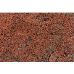 Red Colored Granite
