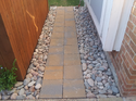Walk Path Garden Pebbles Stone