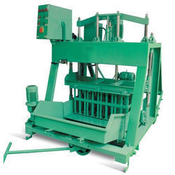 Cement Hollow Block Making Machine
