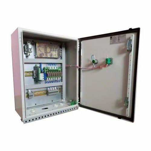 Rectangular Single phase HMI Touch Control Panel