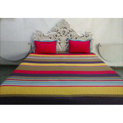 Handmade Double Bed Fitted Bed Sheet