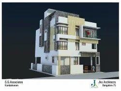 Building Residential Houses Villas Apartments