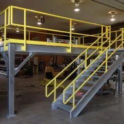 Stainless Steel Industrial Fabrication Work