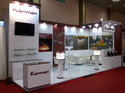 Exhibition Decoration Services For Stalls