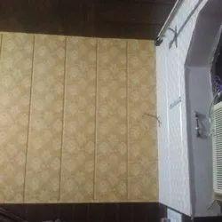 3D Grey Wall Panel