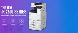 Canon IR 2625 With Platen Cover & Toner