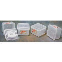 Plastic Rectangular Choco Box