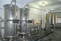 10000 LPH SS RO Plant