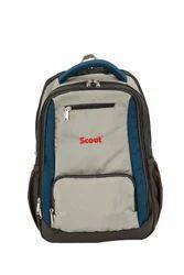 Zipper Designer School Bag