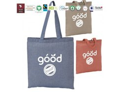Reusable Recycle Cotton Bag