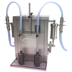 Semi Automatic Water Bottle Filling Machine