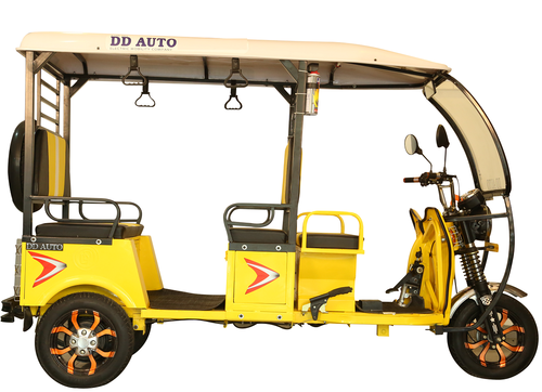 D D Auto >> Dd Battery Operated Electric Rickshaw Dd Auto Private