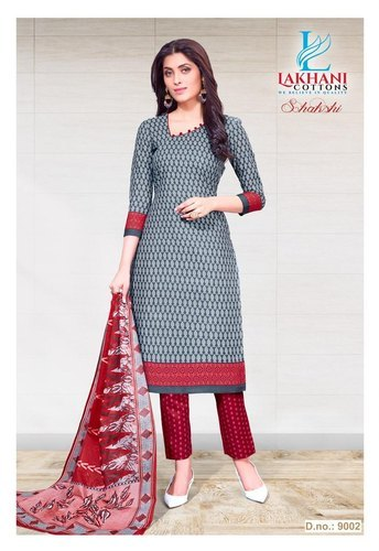 Lakhani Shakshi Dress Material