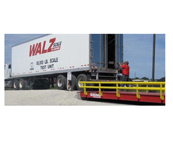 Logistics Weighbridge