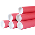 Fabric Paper Tube Container