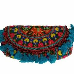 Ethnic Sindhi Embroidered Clutch