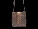 Boho Leather Saddle Bag
