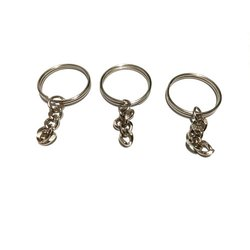 Steel Keyring Chains